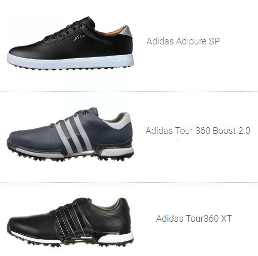 meilleures chaussures golf adidas