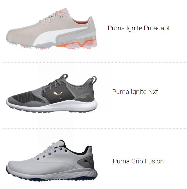meilleures chaussures golf puma