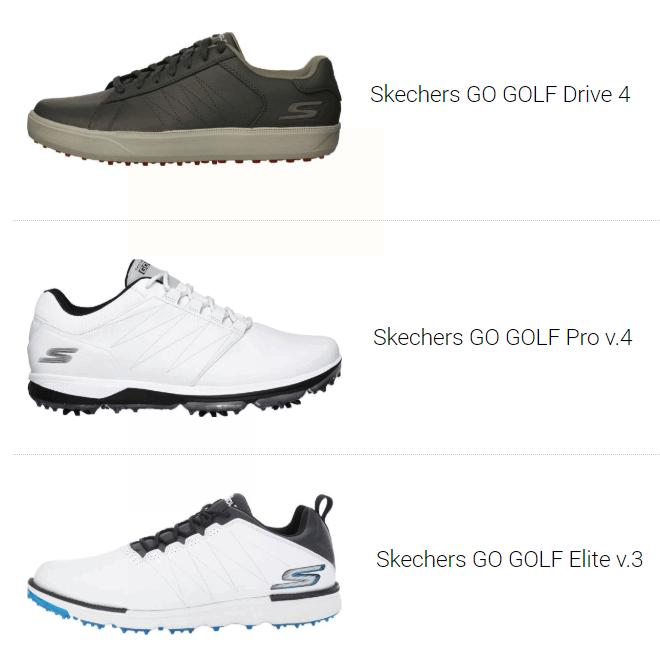 meilleures chaussures golf skechers