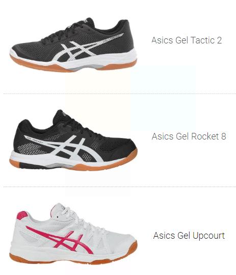 meilleures chaussures volleyball asics