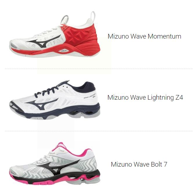 meilleures chaussures volley mizuno